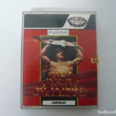 Videojuegos y Consolas: PANZA KICK BOXING / JEWEL CASE / AMSTRAD CPC 464 / RETRO VINTAGE / CASSETTE - CINTA. Lote 197751490