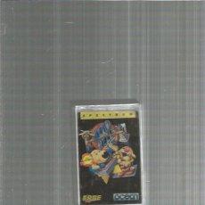 Videojuegos y Consolas: SPECTRUM HEAD OVER HEELS. Lote 197811108