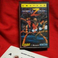 Videogiochi e Consoli: JUEGO AMSTRAD GRYZOR- KONAMI (ERBE SOFTWARE), 1987.. Lote 198347340