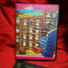 Videojogos e Consolas: JUEGO AMSTRAD PROHIBITION- ZAFIRO, 1987.(CASETE NEGRO) ESTUCHE.. Lote 198353842