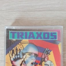 Videojuegos y Consolas: TRIAXOS-AMSTRAD CASSETTE-DRO SOFT-AÑO 1987-MUY DIFÍCIL.. Lote 198429876