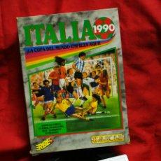 Videojuegos y Consolas: JUEGO AMSTRAD ITALIA 90, MUNDIAL FUTBOL- U.S.GOLD (ERBE SOFTWARE), 1990.. Lote 198646758