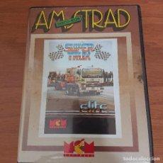 Videojogos e Consolas: SUPER TRUX AMSTRAD DISCO-6128 SIN MANUAL. Lote 199289563