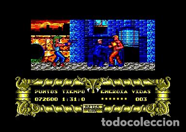 Videojuegos y Consolas: After The War [Dinamic Software] 1989 [AMSTRAD CPC Disco] - Foto 14 - 55803779