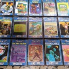 Videojuegos y Consolas: JUEGOS AMSTRAD. Lote 199949688