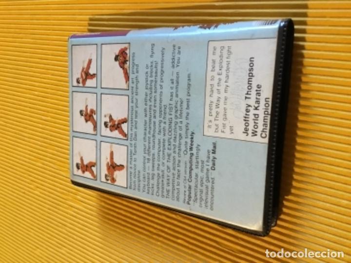 Videojuegos y Consolas: videojuego amstrad the way of the exploding fist - Foto 2 - 200193512