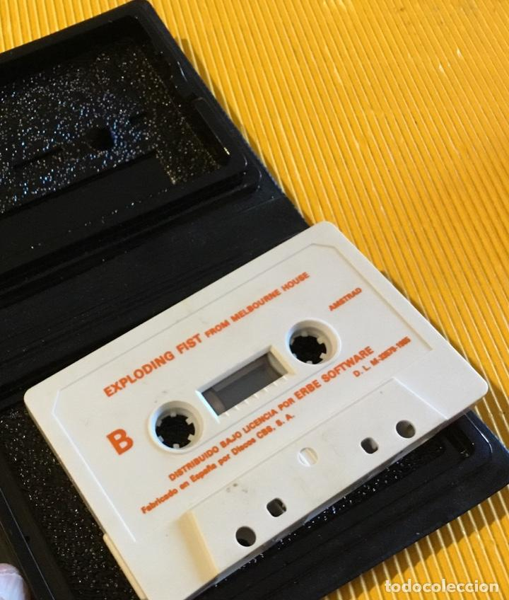 Videojuegos y Consolas: videojuego amstrad the way of the exploding fist - Foto 3 - 200193512