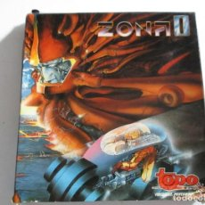 Jeux Vidéo et Consoles: JUEGO PARA AMSTRAD ZONA O. Lote 204732570