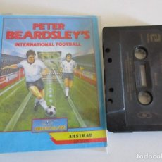 Videojuegos y Consolas: JUEGO SPECTRUM PETER BEARDSLEY´S INTERNATIONAL FOOTBALL GRANDSLAM. Lote 205033723