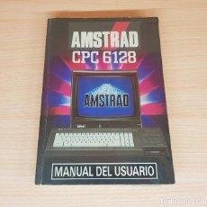 Jeux Vidéo et Consoles: AMSTRAD CPC 6128 MANUAL DEL USUARIO-ED.ESPAÑOLA 1987. Lote 206158382