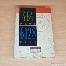 Jeux Vidéo et Consoles: INSTRUCCIONES AMSTRAD CPC 6128 PLUS MANUAL DEL USUARIO-ED.ESPAÑOLA. Lote 206166501