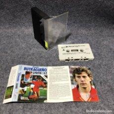 Jeux Vidéo et Consoles: EMILIO BUTRAGUEÑO FUTBOL AMSTRAD CPC. Lote 206292863