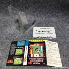 Jeux Vidéo et Consoles: FIGHTING SOCCER AMSTRAD CPC. Lote 206292873