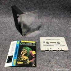 Jeux Vidéo et Consoles: CAULDRON II AMSTRAD CPC. Lote 206292876
