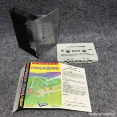 Jeux Vidéo et Consoles: PING PONG AMSTRAD CPC. Lote 206292905