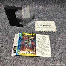 Videojuegos y Consolas: BRAVESTAR AMSTRAD CPC. Lote 206293038