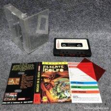 Videojuegos y Consolas: RESCATE EN EL GOLFO AMSTRAD CPC. Lote 206293041