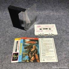 Videojuegos y Consolas: HUNDRA AMSTRAD CPC. Lote 206293050