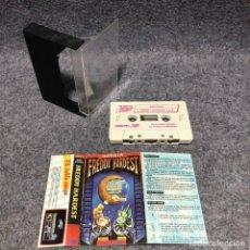Videojuegos y Consolas: FREDDY HARDEST AMSTRAD CPC. Lote 206293063