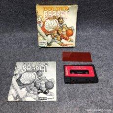 Videojuegos y Consolas: GOLDEN BASKET AMSTRAD CPC. Lote 206293065