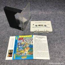 Videojuegos y Consolas: JACK THE NIPPER II AMSTRAD CPC. Lote 206293066
