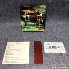 Videojuegos y Consolas: TOUR 91 AMSTRAD CPC. Lote 206293083