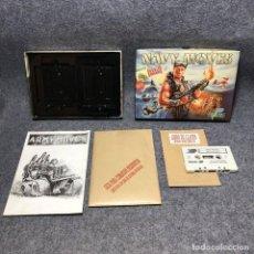 Videojuegos y Consolas: NAVY MOVES AMSTRAD CPC. Lote 206293088