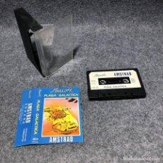 Videojuegos y Consolas: PLAGA GALACTICA AMSTRAD CPC. Lote 206293116