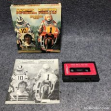 Videojuegos y Consolas: ANGEL NIETO POLE 500 AMSTRAD CPC. Lote 206293156