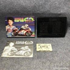 Videojuegos y Consolas: ASPAR GP MASTER AMSTRAD CPC. Lote 206293173