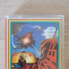 Videojuegos y Consolas: ALKAHERA-AMSTRAD CASSETTE-BUDGET SOFTWARE-AÑO 1985-MUY DIFÍCIL.. Lote 206385335