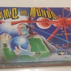 Videojuegos y Consolas: JUEGO AMO DEL MUNDO PARA AMSTRAD CPC 6128 DISCO (1990). Lote 206407238