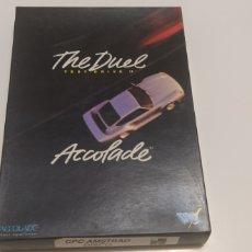 Videojuegos y Consolas: JUEGO TEST DRIVE II THE DUEL AMSTRAD CPC 6128 DISCO. Lote 206408241