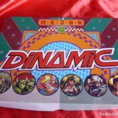 Videojuegos y Consolas: ANTIGUO LO MEJOR DE DINAMIC - DINAMIC SOFTWARE 1988-AMSTRAD CPC-MSX MSX2-CON 6 JUEGOS. Lote 206408731