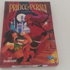 Videojuegos y Consolas: JUEGO PRINCE OF PERSIA (PRINCIPE DE PERSIA) PARA AMSTRAD CPC 6128 DISCO. Lote 206416885