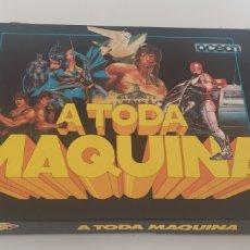 Videojuegos y Consolas: CAJA PACK A TODA MAQUINA RECOPILACION AMSTRAD CPC 6128 DISCO. Lote 206465066