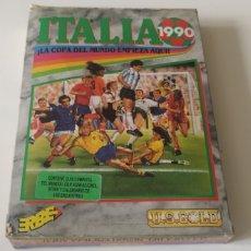 Videojuegos y Consolas: JUEGO ITALIA 1990 DE ERBE PARA AMSTRAD CPC 6128 DISCO. Lote 206558668