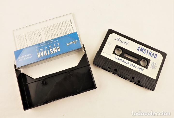 Videojuegos y Consolas: Amstrad Almirante Graf spee - Foto 2 - 208469178