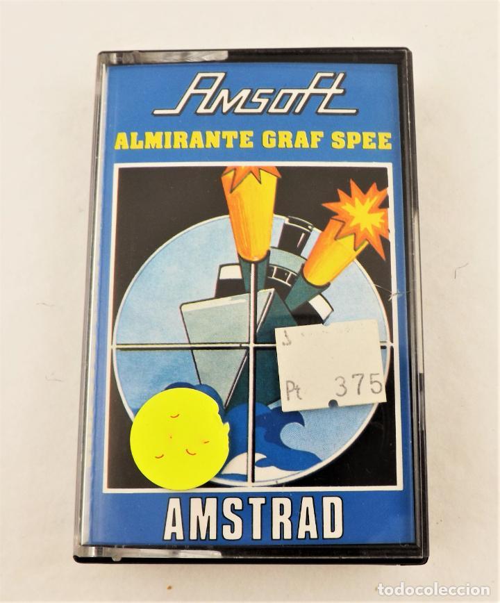AMSTRAD ALMIRANTE GRAF SPEE (Juguetes - Videojuegos y Consolas - Amstrad)