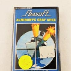 Videojuegos y Consolas: AMSTRAD ALMIRANTE GRAF SPEE. Lote 208469178