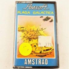 Videojuegos y Consolas: AMSTRAD PLAGA GALÁCTICA. Lote 208469412