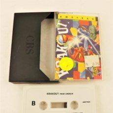 Videojuegos y Consolas: AMSTRAD KRAKOUT. Lote 208470313