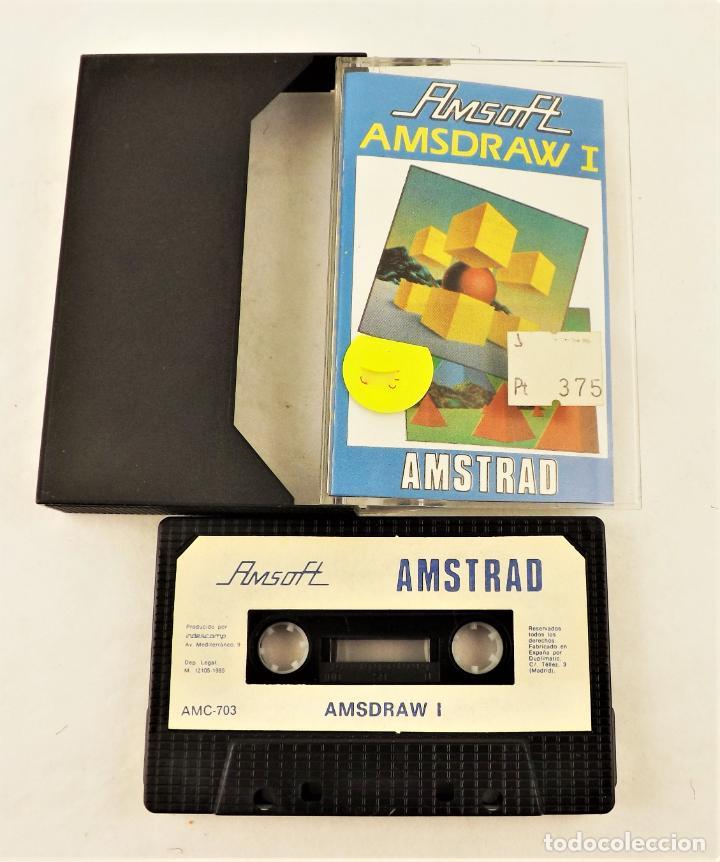 AMSTRAD AMSDRAW I (Juguetes - Videojuegos y Consolas - Amstrad)