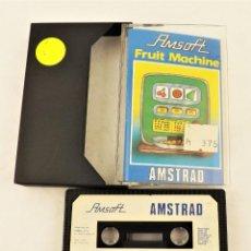 Videojuegos y Consolas: AMSTRAD FRUIT MACHINE. Lote 208470743