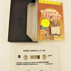 Jeux Vidéo et Consoles: AMSTRAD CHARLIE CHAPLIN. Lote 208470917