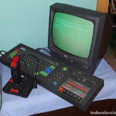 Videojuegos y Consolas: TECLADO ORDENADOR AMSTRAD CPC 464 MONITOR Y JOYSTIC AÑO 1984. Lote 209651230