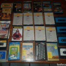 Videojuegos y Consolas: AMSTRAD LOTE DE 25 CINTAS DE CASETE. Lote 210831374