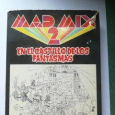 Jeux Vidéo et Consoles: JUEGO AMSTRAD ' MAD MIX 2 - EN EL CASTILLO DE LOS FANTASMAS ' - CARTUCHO. Lote 213952285
