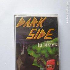 Videojuegos y Consolas: JUEGO AMSTRAD ' DARK SIDE ' - CINTA. Lote 213953898