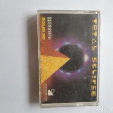 Videojuegos y Consolas: JUEGO AMSTRAD ' TOTAL SCLIPSE ' - CINTA. Lote 213954241